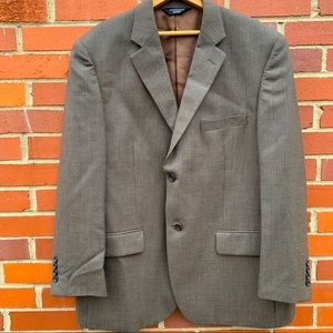 Pronto-Uomo Couture wool sport coat- 44 short